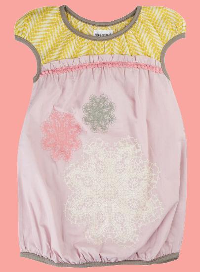 Sale Phister & Philina Kleid Bella rosa #P507-BUR Größe 98 bei ...