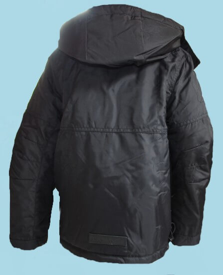 Kindermode Tumble n Dry Winter schwarze Tumble n Dry Winterjacke #137303